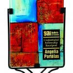 Premier Art Glass Rectangle Plaque