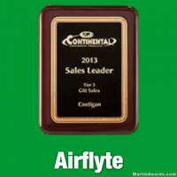 Airflyte Award Plaques