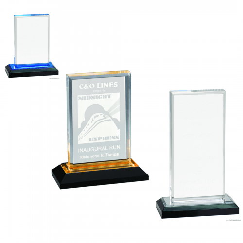 Beveled Impress Acrylic Awards