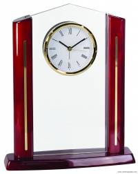 Rectangle Cathedral Acrylic with Clock 1