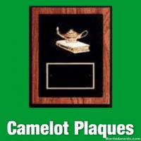 Camelot Award Plaques