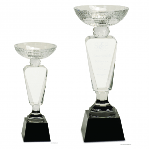 Crystal Bowl Trophy