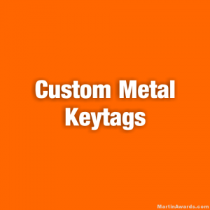 Custom Metal Keytags