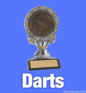 Darts Trophies