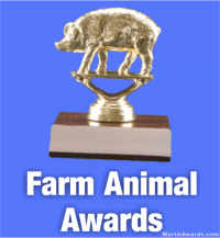 Farm Animal Awards