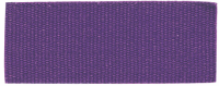 "7/8"" Purple Neck Ribbon with Snap Clip"