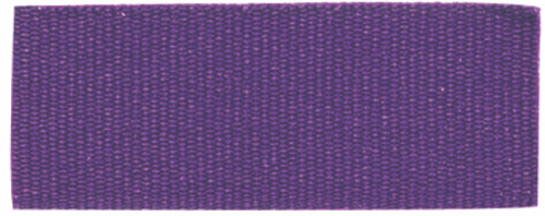"""7/8"""" Purple Neck Ribbon with Snap Clip"""