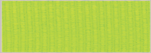 "7/8"" Neon Green Neck Ribbon with Snap Clip"