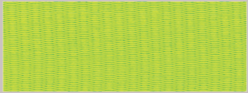 """1 1/2"""" Neon Green Neck Ribbon with Snap Clip"""