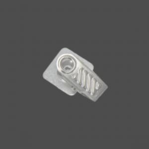 Self-Adhesive Bulldog Clip Name Badge Attachment
