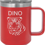 MA6062 – Red Custom Tumbler 15oz
