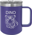 MA6068 - Purple Custom Tumbler 15oz