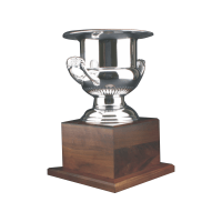 """13"""" Silver-Plated Loving Cup"""