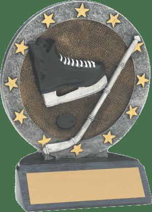 """4 1/2"""" Hockey All Star Resin"""