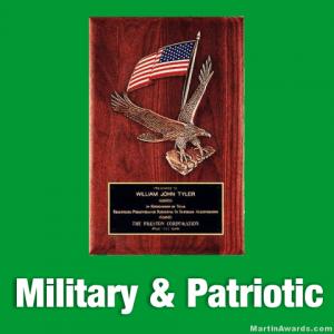 Military & Patriotic Awards