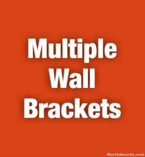 Multiple Wall Brackets