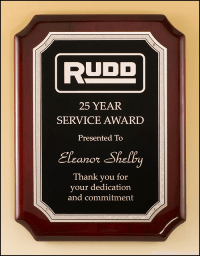 MAP4561 - Service Sales Plaque Award