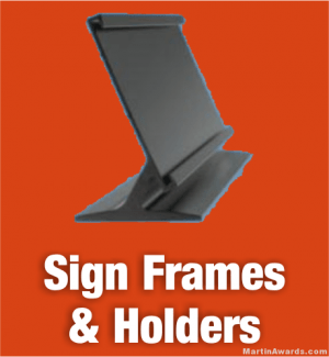 Sign Frames & Holders