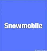 Snowmobile Trophies