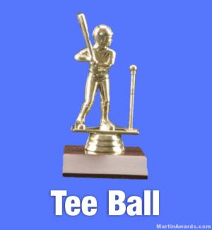 Tee Ball Trophies
