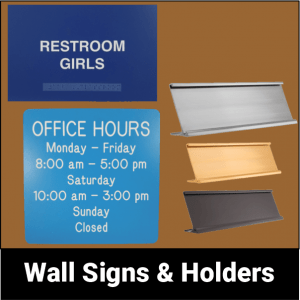 Signs   Business Signs   Office Signs