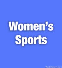 Women's Sports Trophies
