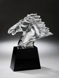 Crystal Horse Head MAD1300TCR