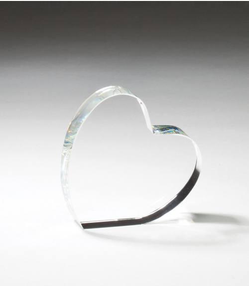 "4"" Crystal Heart"