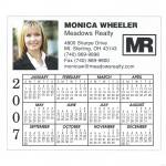 Business Calender Magnet – Four Color Process 1