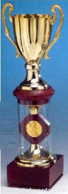 22″ – 24% Lead Crystal Trophy Cup 1