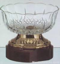24% Lead Crystal Trophy Cup