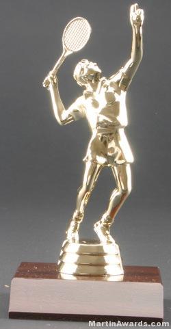 Male Tennis Trophy 1