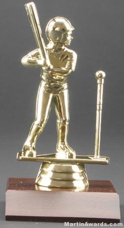 Female Tee Ball Trophy