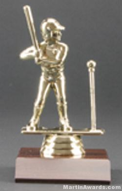 Male Tee Ball Trophy