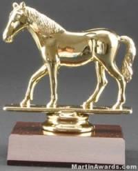 Quarter Horse Trophy