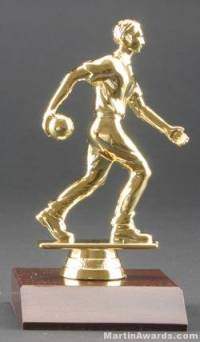 Male Bowler Trophy