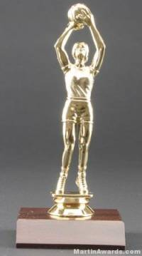 Female Basketball Trophy