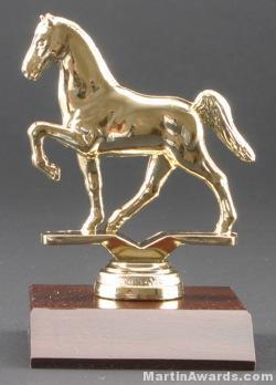 Tennessee Walker Trophy 1