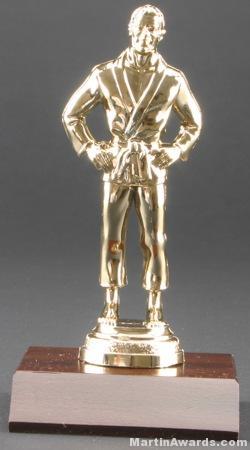 Male Judo Trophy 1