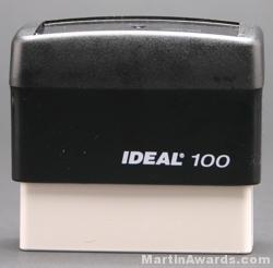 Ideal 100 Custom Rubber Stamps