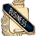 3/8″ Business School Award Lapel Pins 1