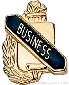 3/8″ Business School Award Lapel Pins 1