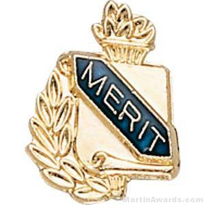 "3/8"" Merit Award Pins"