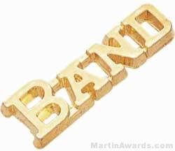 1 1/4″ Band Chenille Letter Insert Pins 1