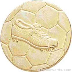 """7/8"""" Soccer Chenille Letter Insert Pins"""