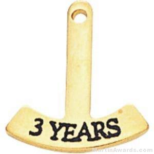 "9/16"" Rocker Bar Years Imprinted"