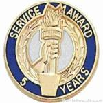 3/4″ Service Recognition Award Pins 30 Years 1