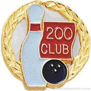 3/4″ Bowling Pin Enameled 600 Series 1